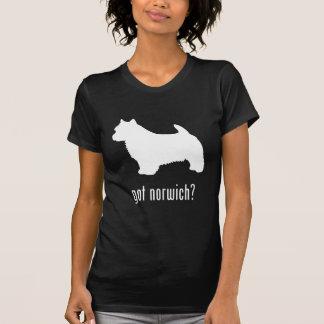 Norwich Terrier Tee Shirt