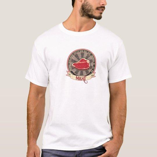 Norwood Highlanders - Meat T-Shirt