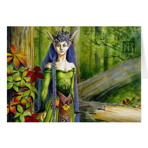 Norwood Priestess Card