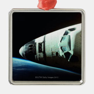 Nose of a Space Shuttle Ornament