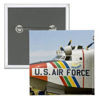 Nose section Air Force Grumman HU-16B 15 Cm Square Badge