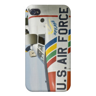 Nose section Air Force Grumman HU-16B Cases For iPhone 4