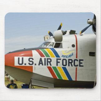 Nose section Air Force Grumman HU-16B Mouse Mat