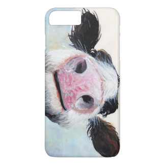 Nosey Cow ' Hey! How's It Goin'?' Iphone Cases