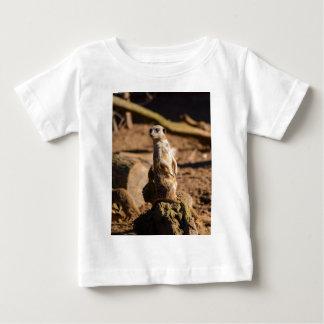 nosey meerkat baby T-Shirt