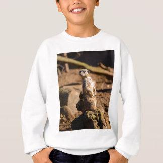 nosey meerkat sweatshirt