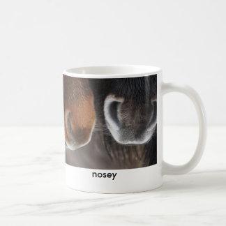 Nosey Mug