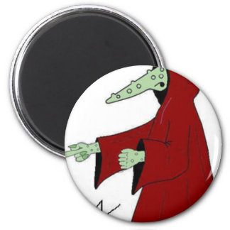 Nosey Parker Fridge Magnet