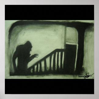 Nosferatu Art Poster