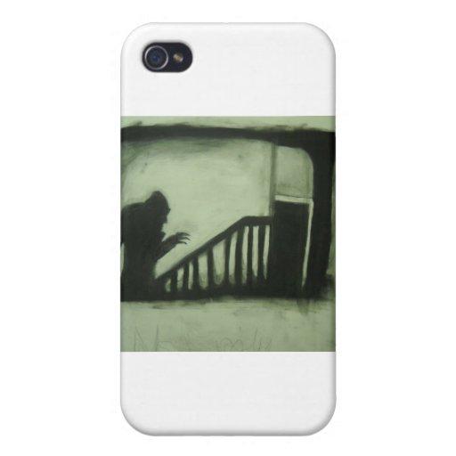 Nosferatu Horror Iphone iPhone 4/4S Cases