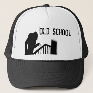 Nosferatu Silhouette Old School Hat