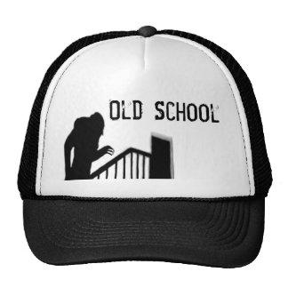 Nosferatu Silhouette Old School Hat