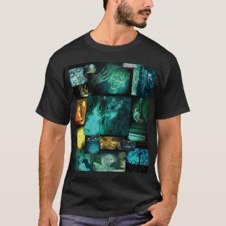 Nosferatu The Untold Origin Collage T-Shirt