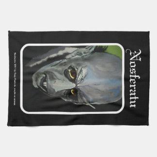 'Nosferatu' (Vampire) American MoJo Kitchen Towel