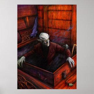 Nosferatu Vampire King Poster