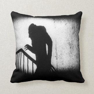 Nosferatu Vampyre Pillow Cushions