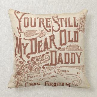Nostalgia Throw Cushions