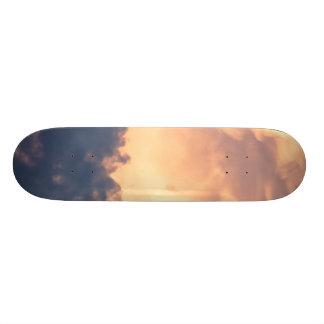 Nostalgic Custom Skate Board