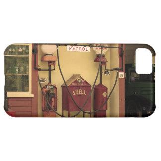 Nostalgic Gas Station iPhone 5C Cases