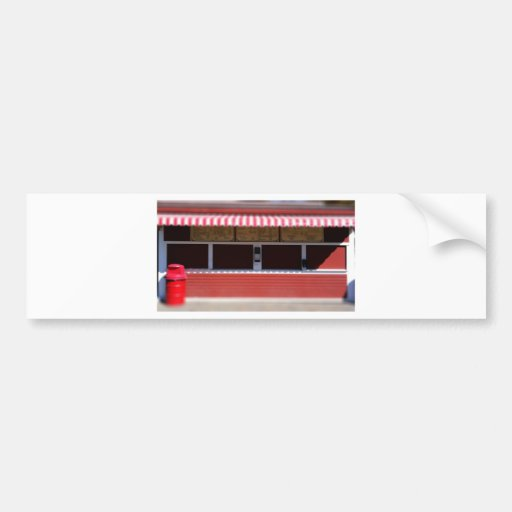 Nostalgic Memories Bumper Stickers
