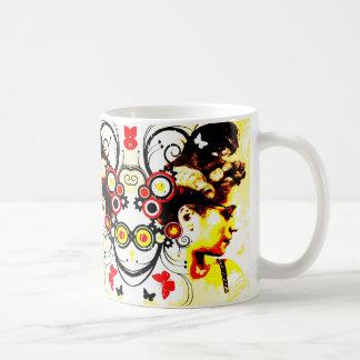 Nostalgic Seduction - Butterfly Enchantment Coffee Mug