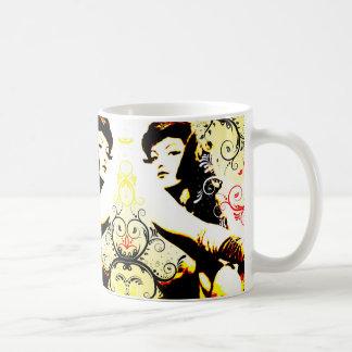 Nostalgic Seduction - Desire Coffee Mug