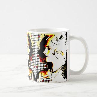 Nostalgic Seduction - Distant Gaze Coffee Mug