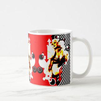 Nostalgic Seduction - Glamour Gal Coffee Mug