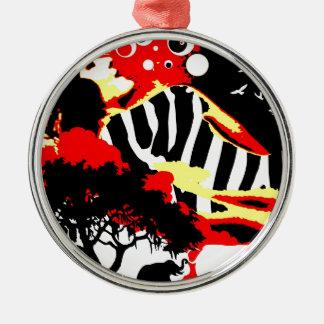 Nostalgic Seduction - Safari Dreams Christmas Ornament