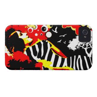 Nostalgic Seduction - Safari Dreams iPhone 4 Case