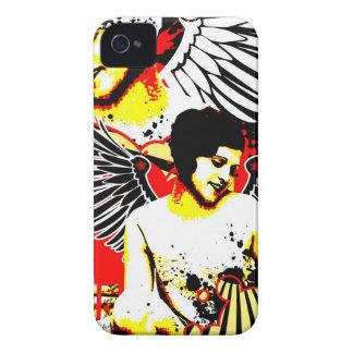Nostalgic Seduction - Vexed Angel iPhone 4 Cover