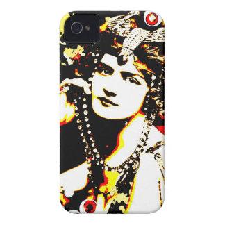 Nostalgic Seduction - Victorian Temptation iPhone 4 Case-Mate Cases