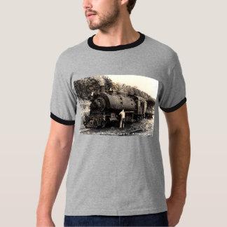 Nostalgic Steam Train T-Shirt