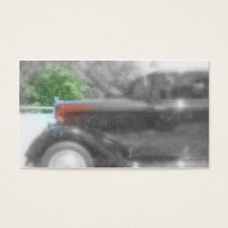 Nostalgic Truck Funeral and Memorial Card