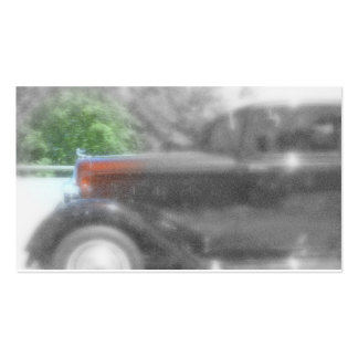 Nostalgic Truck Funeral and Memorial Card Pack Of Standard Business Cards