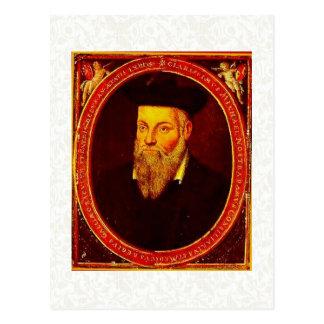 Nostradamus Postcard