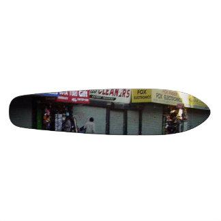 Nostrand Ave Skate Deck