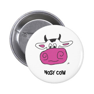 NOSY COW BUTTONS