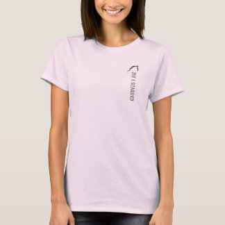 """Not 1 Sparrow Ladies  Babydoll (Fitted) """"T"""" T-Shirt"""