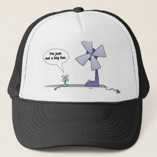 Not a big fan - no sig cap