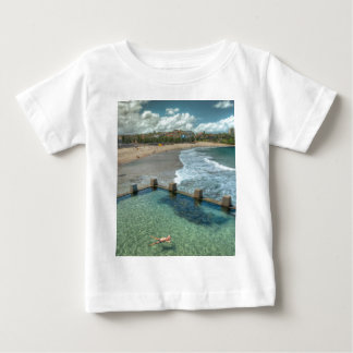 Not a care in the world- Coogee, Australia Baby T-Shirt