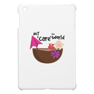 Not A Care iPad Mini Cases