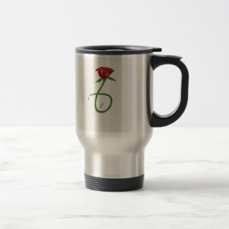 Not A Drop Wasted ~ Stainless Steel Travel Mug