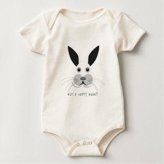 Not a Happy Bunny! Baby Bodysuit