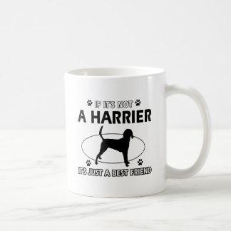 Not a harrier coffee mug