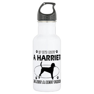 Not a harrier 18oz water bottle