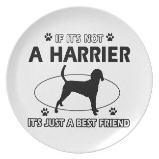 Not a harrier dinner plates