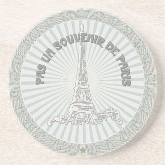 Not a souvenir of Paris Coaster