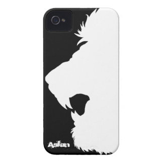 Not a Tame Lion iPhone 4 Case