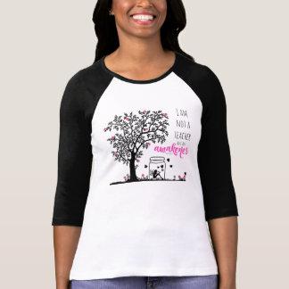 Not a Teacher, But an Awakener T-Shirt